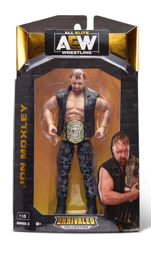 aew unrivaled wave 2 jon moxley front package