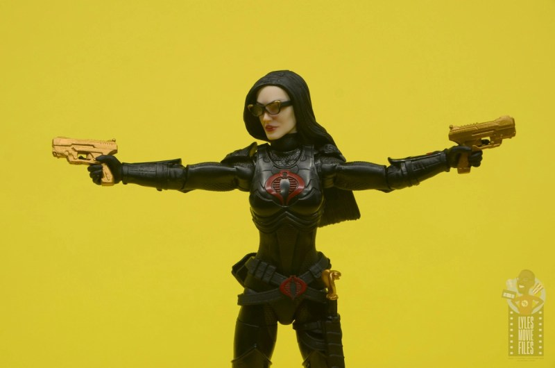 g.i. joe classified series baroness and cobra coil figure review - main pic