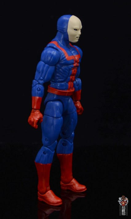 marvel legends hellfire club guard figure review - right side