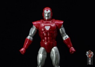 marvel legends silver centurion iron man figure review - main pic