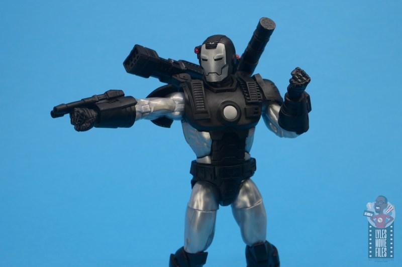 marvel legends war machine figure review - main pic