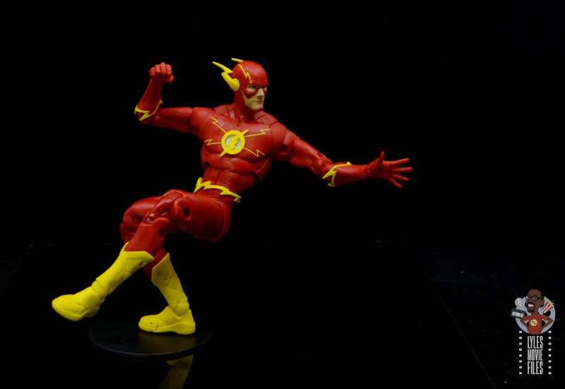 mcfarlane toys dc multiverse the flash figure review - quick stop
