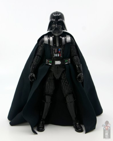 star wars the black series darth vader figure review - front