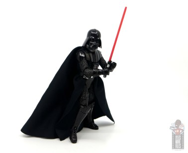star wars the black series darth vader figure review - pivoting