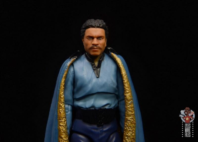star wars the black series lando calrissian empire strikes back figure review - wide shot