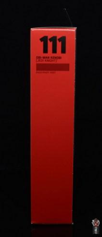 star wars the black series obi-wan kenobi figure review - package side