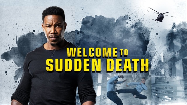 welcome to sudden death review - main poster