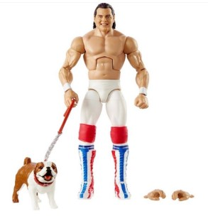 wwe elite 82 davey boy smith the british bulldogs