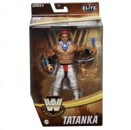 wwe legends 9 tatanka front package