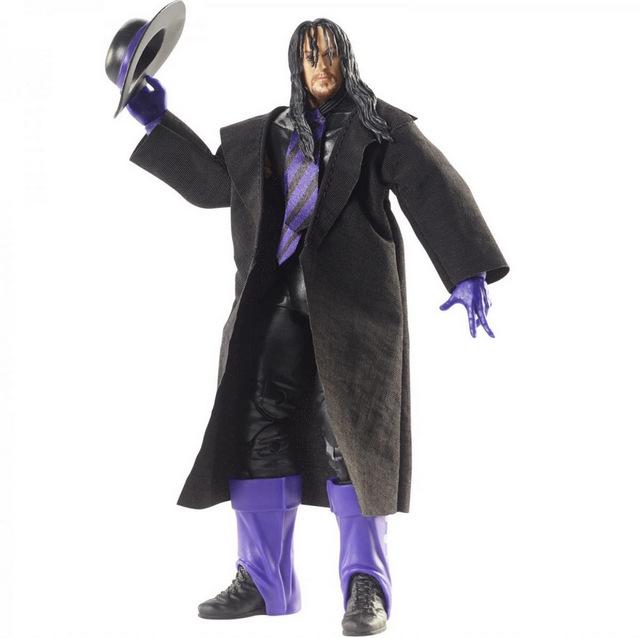 wwe legends 9 undertaker with jacket