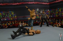 wwe ultimate edition john cena figure review - five knuckle shuffle
