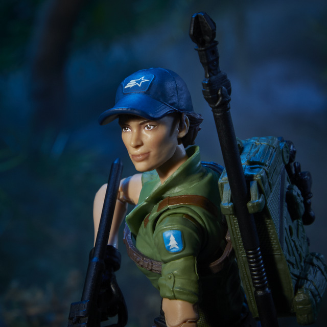 G.I. JOE Classified Series - Lady Jaye - Image 3