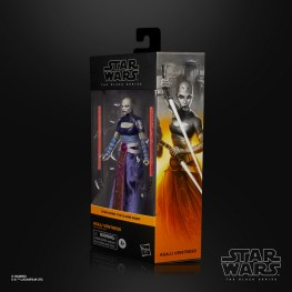 STAR WARS THE BLACK SERIES 6-INCH ASAJJ VENTRESS Figure - in pck (2)