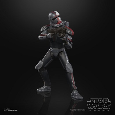 STAR WARS THE BLACK SERIES 6-INCH HUNTER Figure - oop (2)