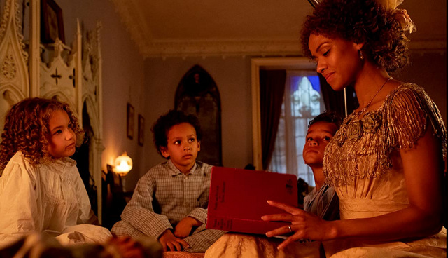 come away review - gugu mbatha raw