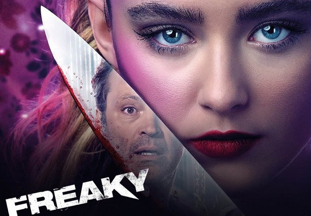 freaky movie review - main poster