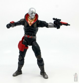 gi joe classified series destro figure review -aiming blaster