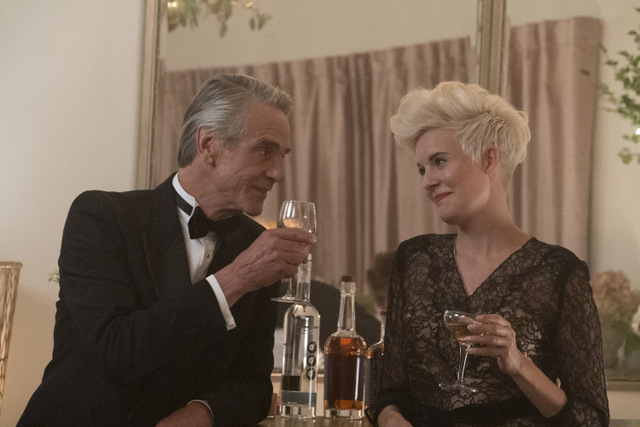 love weddings and other disasters review - jeremy irons and maggie grace
