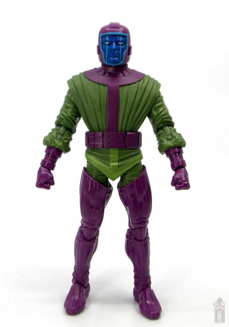marvel legends kang figure review - the conqueror