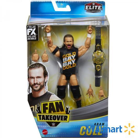 ringside fest 2020 - fan takeover series 1 - adam cole - packaging