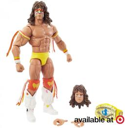 ringside fest 2020 - royal rumble ultimate warrior -accessories