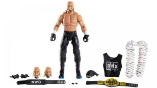 ringside fest 2020 - ultimate edition hollywood hogan -full accessories
