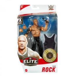 ringside fest 2020 - wwe elite 81 - the rock front packaging