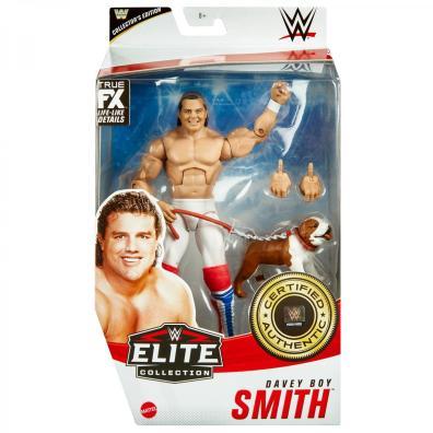 ringside fest 2020 - wwe elite 82 - davey boy smith - package front