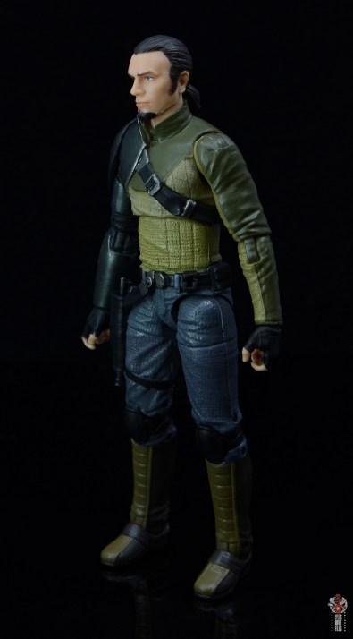 star wars the black series kanan jarrus figure review -left side