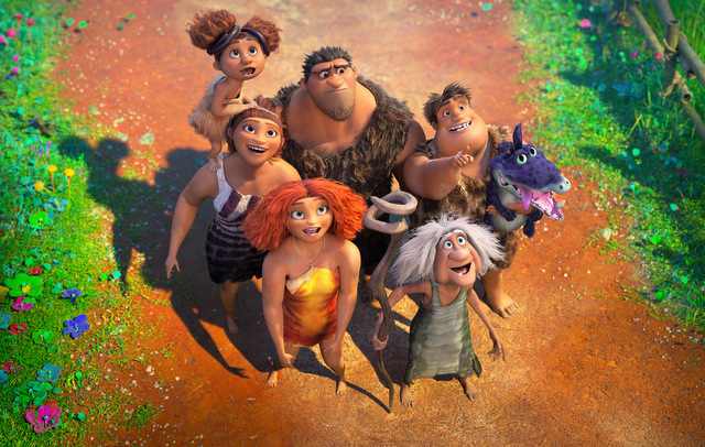 the croods a new age review - the croods