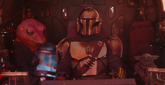 the-mandalorian-the-heiress-review-frog-lady-mando-and-the-child