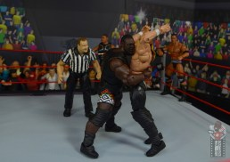 wwe decade of destruction mark henry figure review - bear hug to triple h