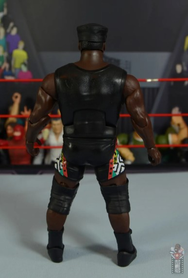 wwe decade of destruction mark henry figure review - rear