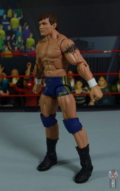 wwe decade of domination randy orton figure review -left side