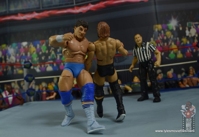 wwe elite don muraco figure review - clothesline to the million dollar man