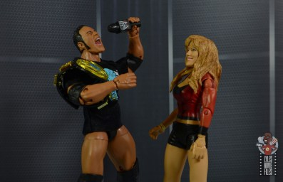 wwe ultimate edition the rock figure review - if you smell...