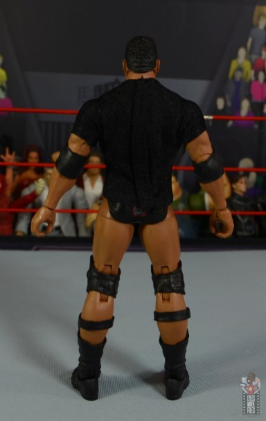 wwe ultimate edition the rock figure review -t-shirt rear