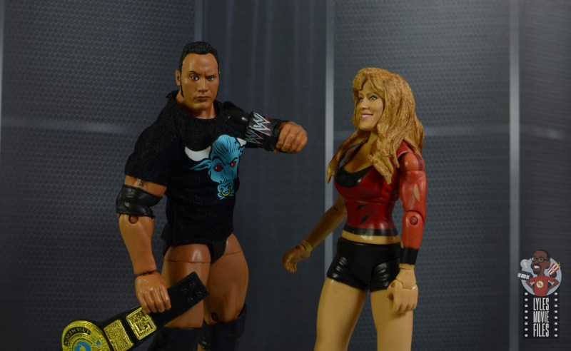 wwe ultimate edition the rock figure review - what the rock is cooking