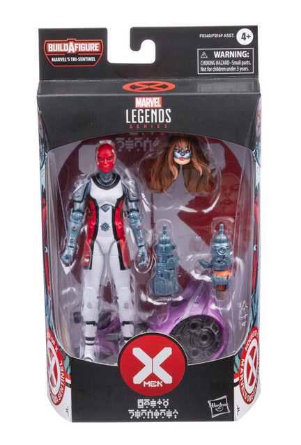 MARVEL LEGENDS SERIES 6-INCH X-MEN HOUSE OF X POWERS OF X Figure Assortment -Omega Sentinel (in pck)