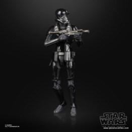 STAR WARS THE BLACK SERIES ARCHIVE 6-INCH IMPERIAL DEATH TROOPER Figure - oop (2)