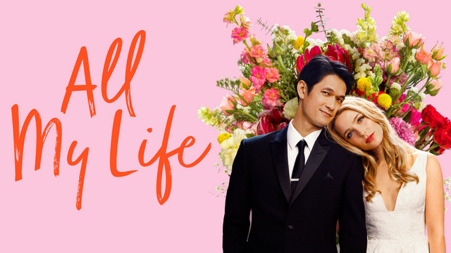 all my life review - main poster