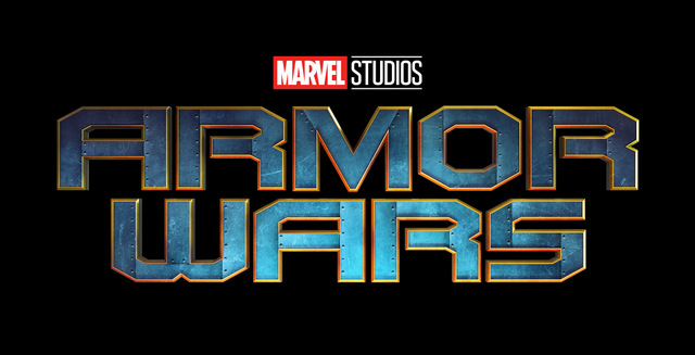 armor wars title treatment