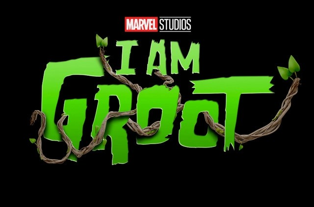 i am groot title treatment