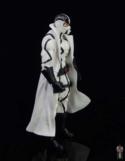 marvel legends nimrod, fantomex and psylocke figure review - fantomex right side