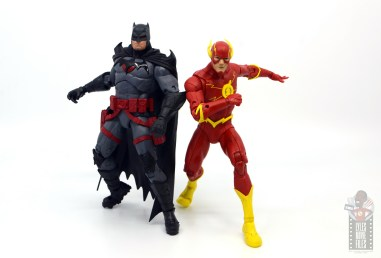 mcfarlane toys dc multiverse flashpoint batman figure review - flashpoint team up