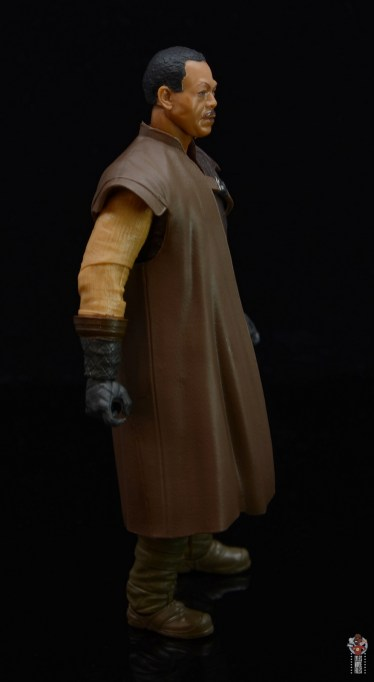 star wars the black series greef karga figure review - right side