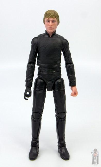 star wars the black series luke skywalker endor figure review -jedi front