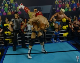 wwe elite series 81 stunning steve austin figure review - body slamming arn anderson