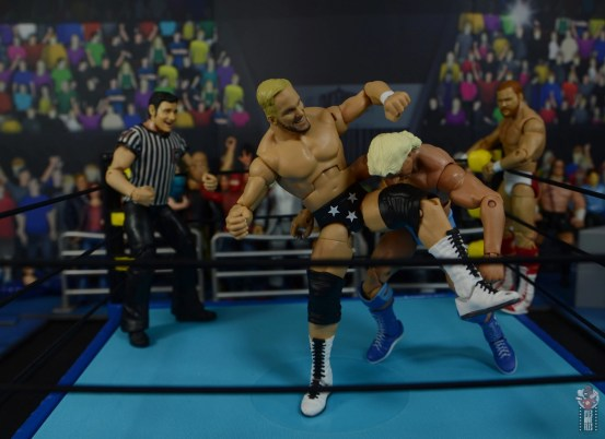 wwe elite series 81 stunning steve austin figure review - kneelift