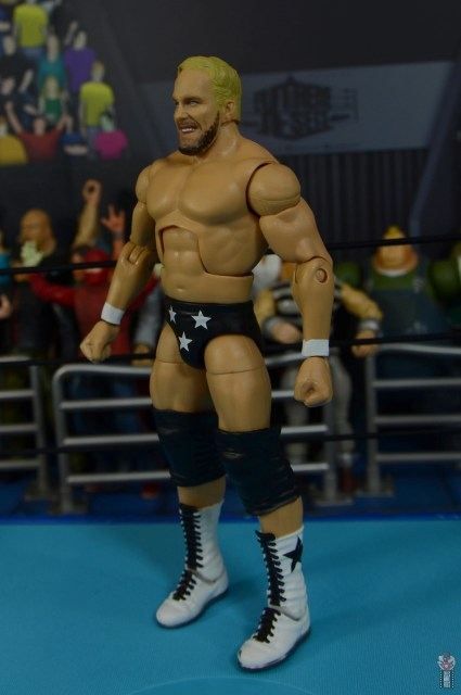wwe elite series 81 stunning steve austin figure review - left side